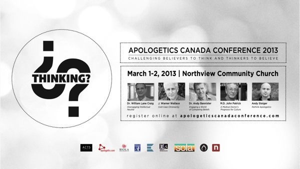 Apologetics Canada Conference 2013