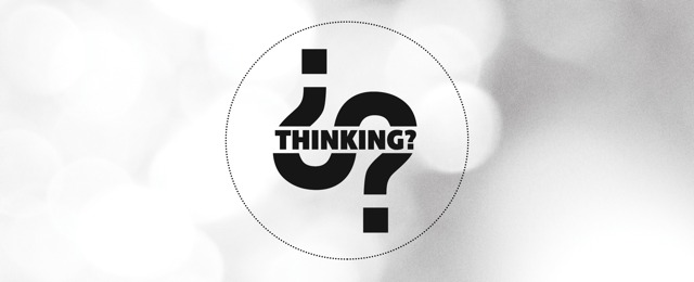 Apologetics Canada Conference 2013 'Thinking' logo