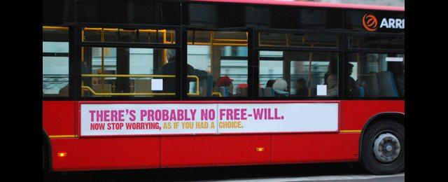 no free will